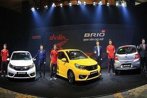 Honda Việt Nam chính thức ra mắt Honda Brio mới có giá chỉ hơn 400 triệu đồng