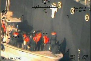 Mỹ tung bằng chứng mới 'tố' Iran tấn công tàu dầu