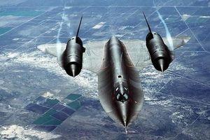 Chim đen - máy bay trinh thám huyền thoại nhanh nhất thế giới của Mỹ