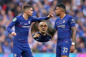 Vừa sang Juve, HLV Sarri lập tức muốn 'hút máu' Chelsea