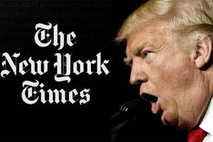 Ông Trump công kích báo Mỹ, tố bịa tin tấn công cảnh cáo Putin
