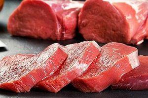 Thịt bò Tây Ban Nha chịu thuế NK 14%
