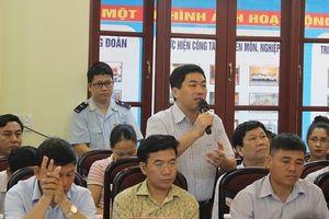 Hải quan Quảng Ninh chung tay phát triển hoạt động xuất nhập khẩu qua cảng biển