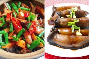 Đổi bữa với 3 món từ nấm đùi gà, cực ngon cực tốn cơm