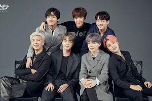 BTS tiếp tục được vinh danh tại giải thưởng âm nhạc danh tiếng của Mỹ