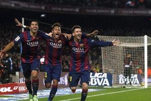 Luis Suarez rủ rê Neymar quay trở lại mái nhà xưa Barcelona