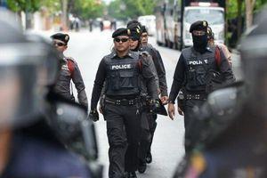 Khoảng 10.000 cảnh sát Thái Lan đảm bảo an ninh cho hội nghị ASEAN