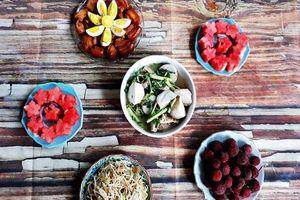 Bữa cơm mùa hè đầy ắp vị quê với những món ngon dân dã mà ai cũng mê