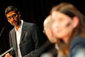 Giám đốc điều hành Google 'ngã ngửa' vì thời điểm bị điều tra chống độc quyền