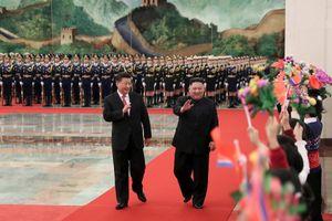Ông Tập Cận Bình muốn gì trong chuyến thăm Triều Tiên sắp tới?