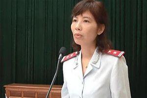 Vụ Thanh tra Bộ Xây dựng 'vòi' tiền tỷ: Yêu cầu rà soát việc bổ nhiệm Nguyễn Thị Kim Anh