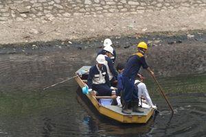 Mở rộng thí điểm làm sạch sông Tô Lịch