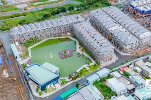 Vụ xây 110 căn biệt thự ở dự án Green Star Sky Garden (Quận 7, TPHCM): Chủ đầu tư khẳng định dự án được miễn phép xây dựng