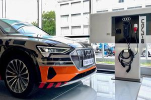 Audi tham vọng bán xe điện e-tron tại Việt Nam