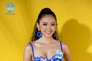 Dàn thí sinh Miss World Việt Nam lần đầu khoe dáng cùng áo tắm nóng bỏng