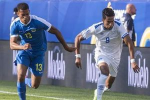 Đội tuyển Curacao nhận kết quả sốc ở Gold Cup 2019