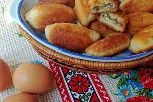 Cách biến tim gan gà thành món bánh vạn người mê