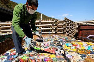 Thị trấn Nhật Bản hướng tới không rác thải vào năm 2020