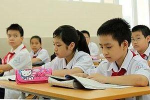Điểm chuẩn vào lớp 6 chương trình song bằng tại Hà Nội