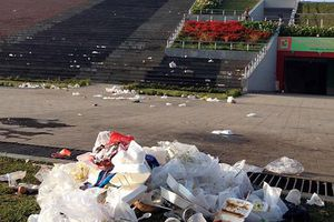 Đà Lạt: Hành vi xả rác bị phạt nguội đến 7 triệu đồng