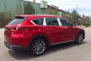 'Cận cảnh' SUV 7 chỗ Mazda CX-8 trước ngày ra mắt chính thức