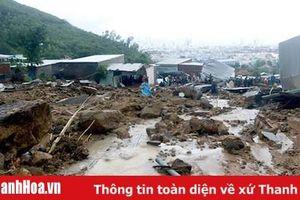 Hỗ trợ kinh phí cho một số địa phương khắc phục hậu quả thiên tai