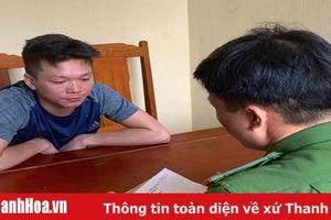 Công an TP Sầm Sơn: Tạm giữ hình sự đối tượng tàng trữ và tổ chức sử dụng ma túy trong khách sạn