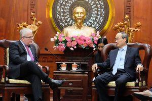 Đưa quan hệ Việt Nam - Australia ngày càng phát triển