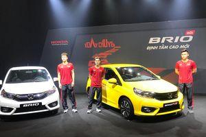 Xe cỡ nhỏ Honda Brio gia nhập thị trường, giá 418 triệu đồng