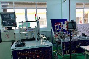 Hội thi lần quy tụ 42 thiết bị tự làm ở nhiều lĩnh vực
