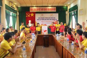 Khai trương Thùng quỹ nhân đạo trên hệ thống Bưu điện tỉnh Quảng Trị