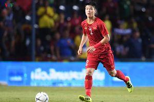 Duy Mạnh tiết lộ câu nói giúp ĐT Việt Nam thắng Thái Lan ở King's Cup