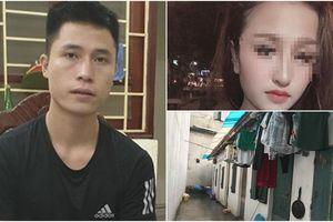 Kẻ sát hại bạn gái xinh đẹp ở quận Hoàng Mai ra đầu thú
