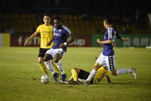 Highlight Ceres Negros 1-1 Hà Nội FC: Bán kết lượt đi AFC Cup khu vực Đông Nam Á