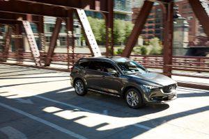 Mazda CX-8 ra mắt từ 22/6, giá bán từ 1,1 tỷ đồng