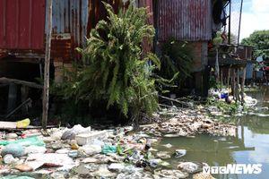 Hàng nghìn hộ dân vật vã sống 'treo' 20 năm ở nơi ô nhiễm nhất TP.HCM