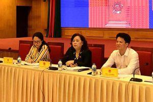 Chủ tịch HĐND TP Hà Nội Nguyễn Thị Bích Ngọc tiếp xúc cử tri Hà Đông, Thanh Xuân