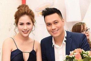 Tin đồn Quỳnh Nga là 'người thứ ba', vợ Việt Anh đáp trả đanh thép