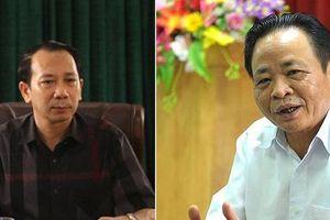Hà Giang: Kỷ luật cảnh cáo Phó Chủ tịch UBND tỉnh và nguyên Giám đốc Sở GDĐT