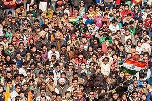 Ấn Độ sẽ soán ngôi nước đông dân nhất thế giới của Trung Quốc vào năm 2027