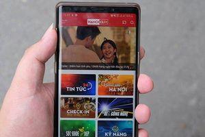 Đài Phát thanh Truyền hình Hà Nội ra mắt ứng dụng cập nhật thông tin HanoiClix