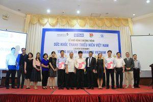 Khởi động Chương trình Sức khỏe thanh thiếu niên Việt Nam