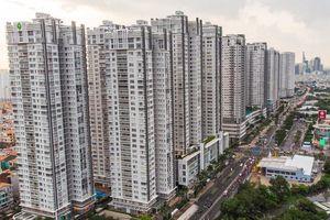 Cử tri lo lắng khi hàng loạt chung cư mọc lên ở đường Nguyễn Hữu Thọ