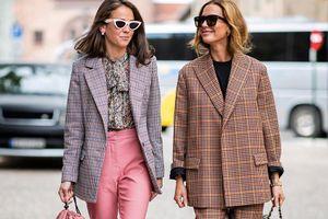 Điều cần biết về suit dành cho phái nữ