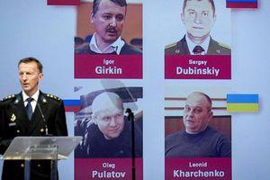 3 cựu đặc vụ Nga bị truy tố trong vụ bắn rơi máy bay MH17