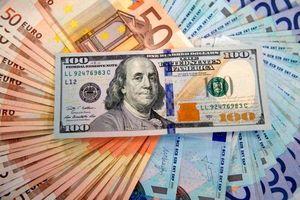 Tỷ giá trung tâm giảm, đồng USD tại các ngân hàng giảm mạnh