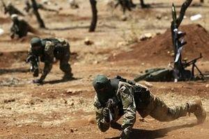 IS tấn công Quân đội Syria ở Nam Al Raqqa