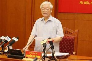 Cử tri chúc Tổng Bí thư Nguyễn Phú Trọng luôn mạnh khỏe