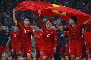 ĐT Việt Nam tạo lịch sử nhờ InStat và lịch thi đấu?