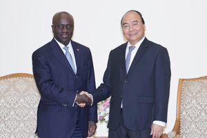 Thủ tướng mong Bờ Biển Ngà là cầu nối cho Việt Nam vào thị trường châu Phi